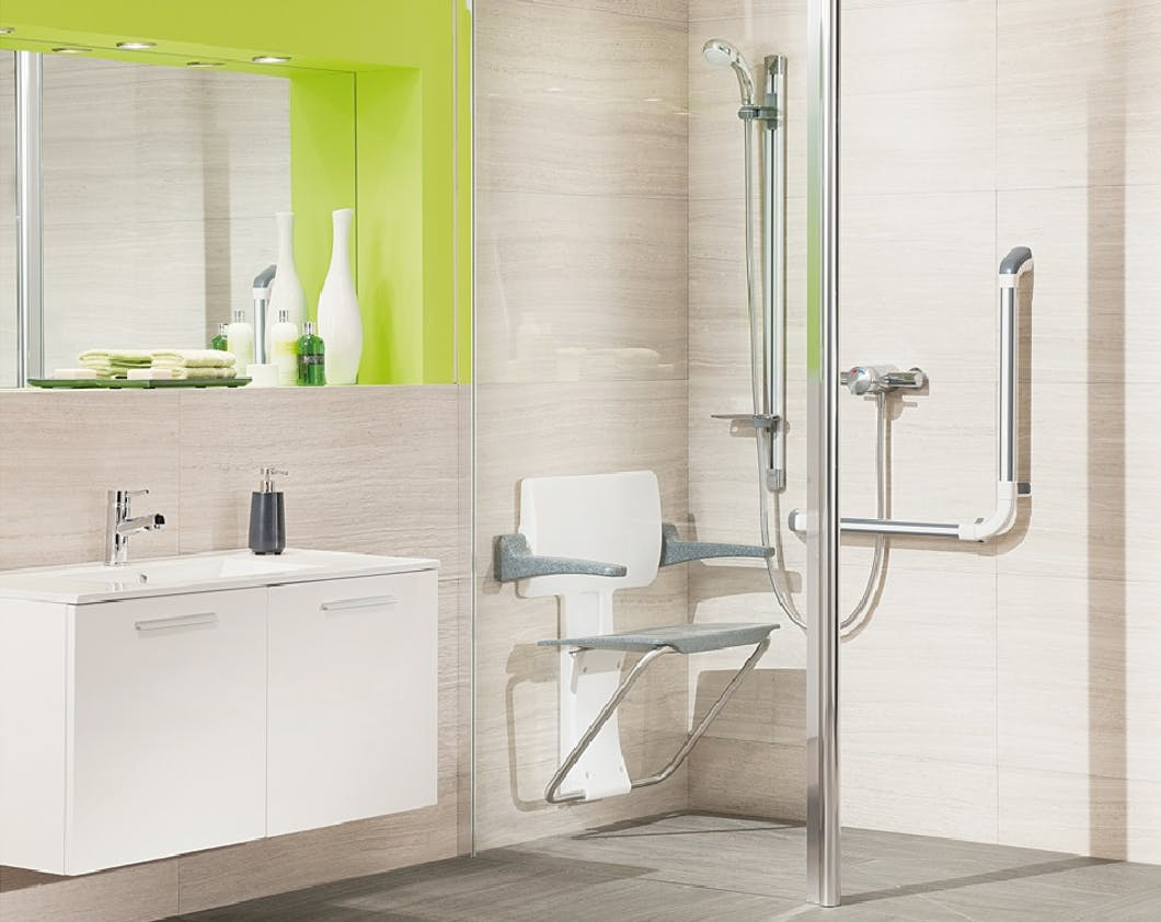 Safe & Practical Mobility Wet Rooms | More Ability