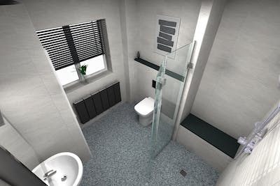 Mobility Wet Room | Design and Installation | More Ability | Leeds and Harrogate