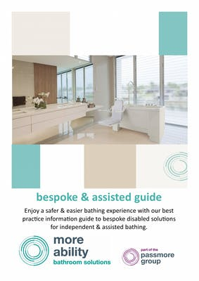 disabled bathing solutions - free information guide