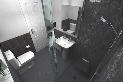 Accessible Wet Floor Shower | Wortley | Leeds | West Yorkshire