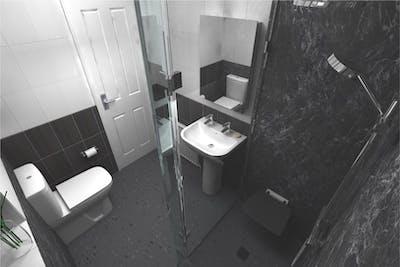 Accessible Wet Floor Shower | Wortley | Leeds | West Yorkshire