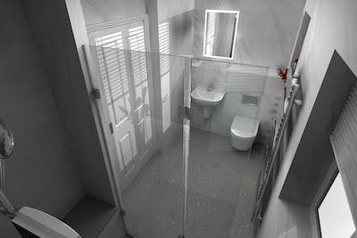 Mobility Wet Room | Designed and Installed | More Ability