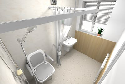 Mobility Wet Room