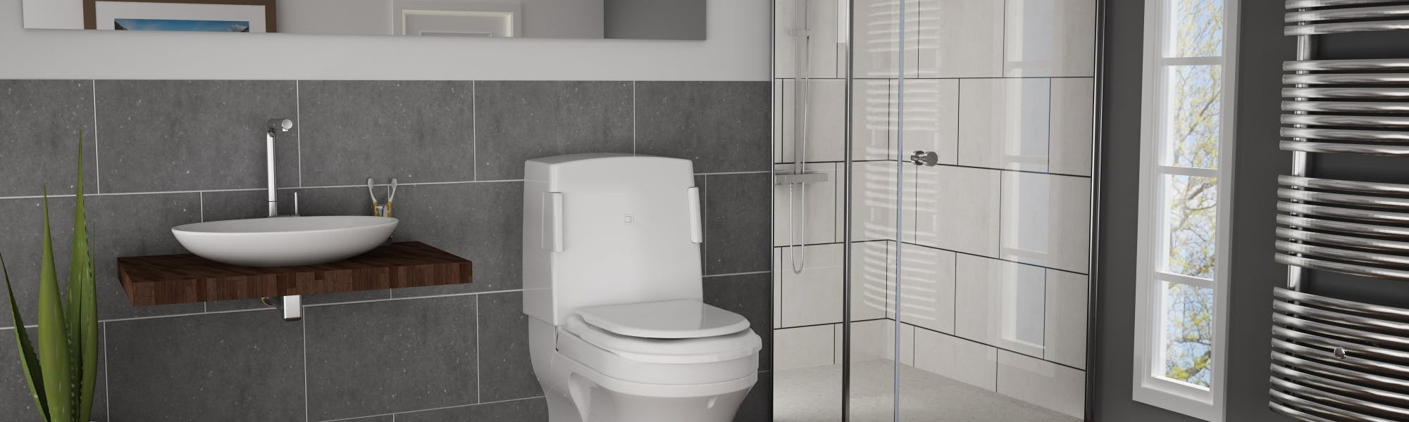 Disabled Toilets | Toilets For The Disabled | Designed And Installed By More Ability