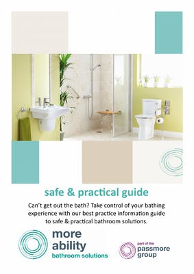 safe & practical solutions for independent living - download our free guide