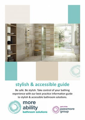 stylish & accessible solutions for independent living - download our free guide