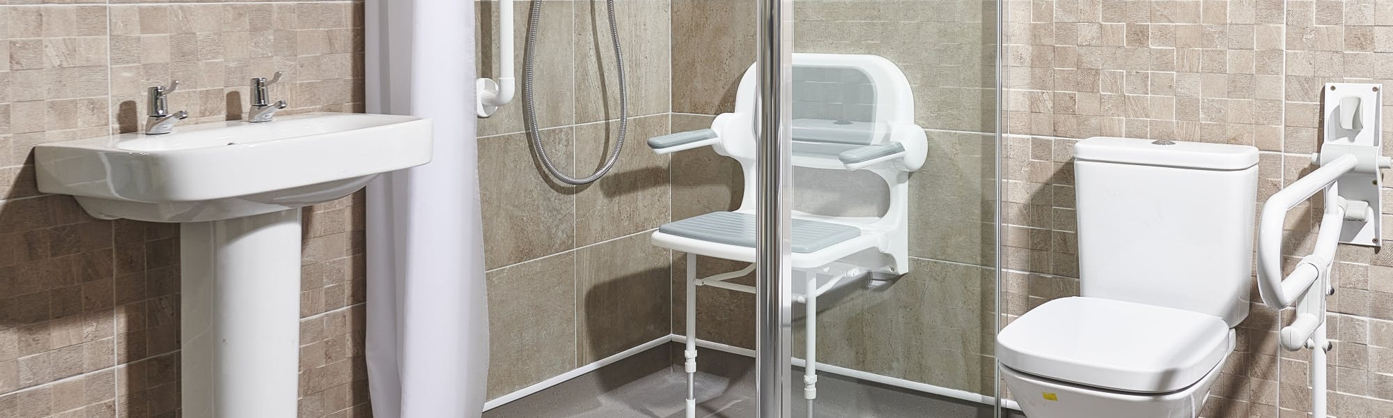Accessible Bathroom Showroom | Harrogate | More Ability