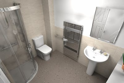 Accessible Walk-In Shower | Designed & Installed | More Ability Harrogate.