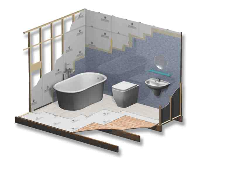 Help Advice The Total Waterproofing Solution For Wet Rooms