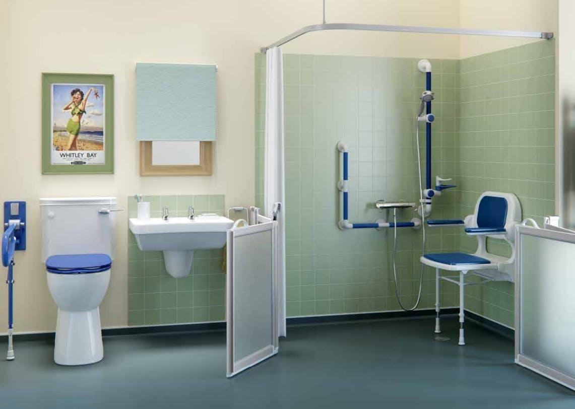 Dementia Friendly Bathroom Design Dementia Patient
