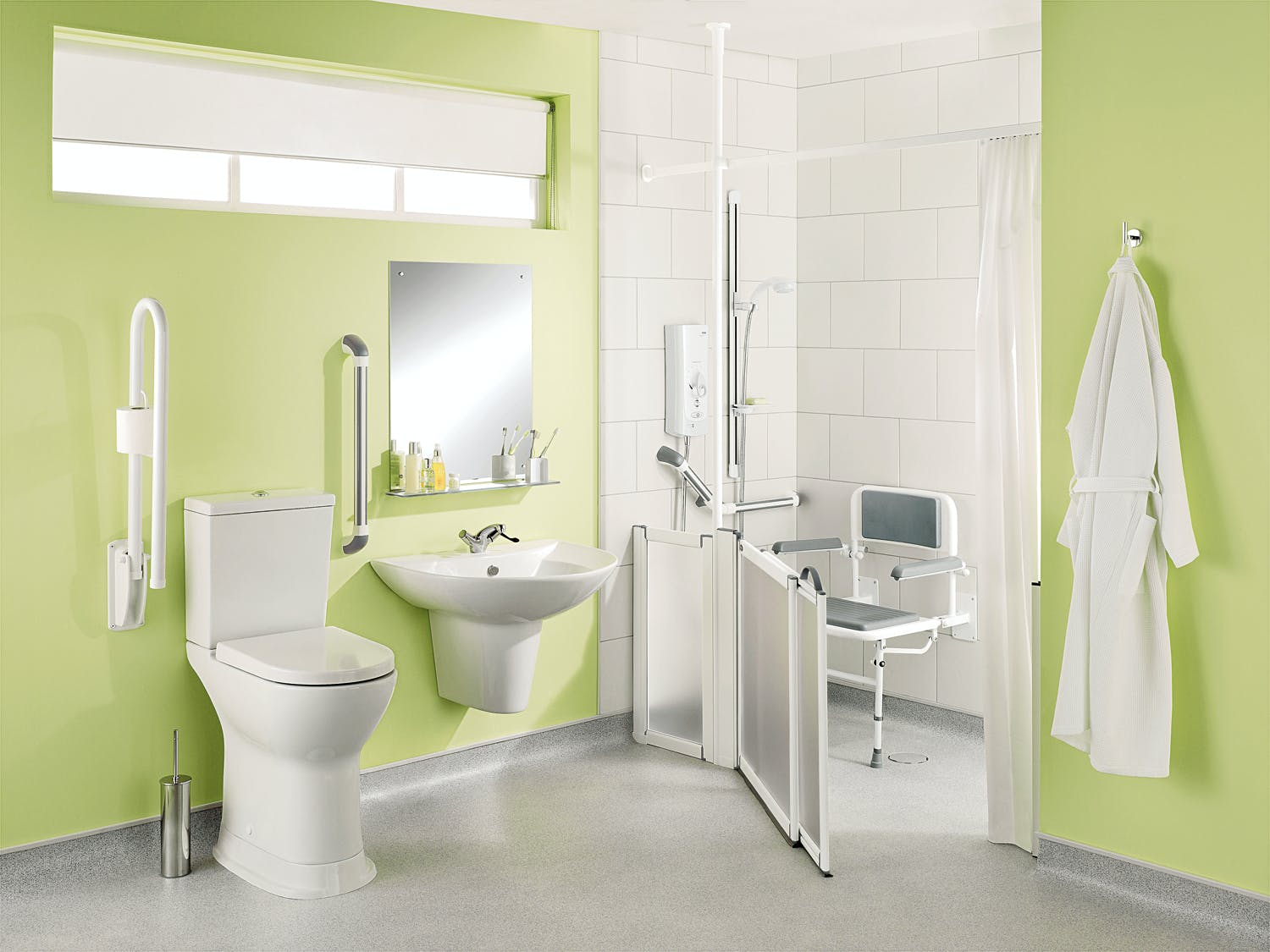 Wet Room Ideas For Disabled People More Ability