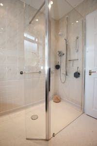 wet room / wet floor showers - designed, supplied & installed