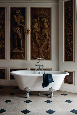Art Deco Bathroom Design | Creating the look in your own home | More Bathrooms.
