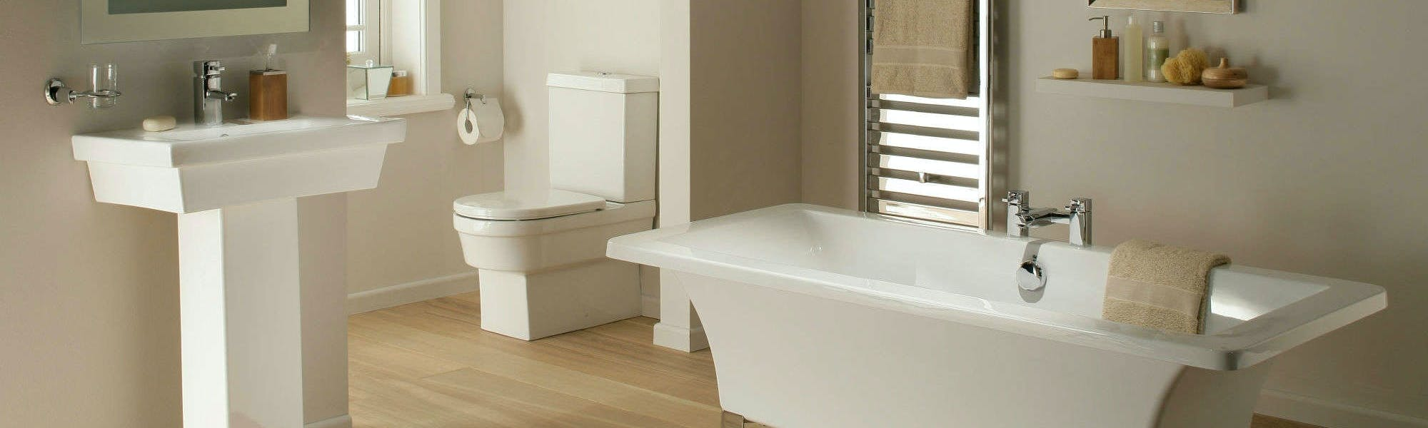 More Bathrooms - bathrooms designed, supplied & installed