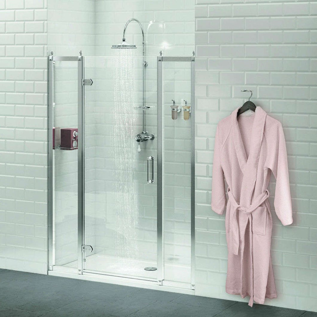 Versatile is size, shower enclosures come in a variety of shapes and styles, meaning you'll be sure to find a 'perfect fit' for your available shower room space.