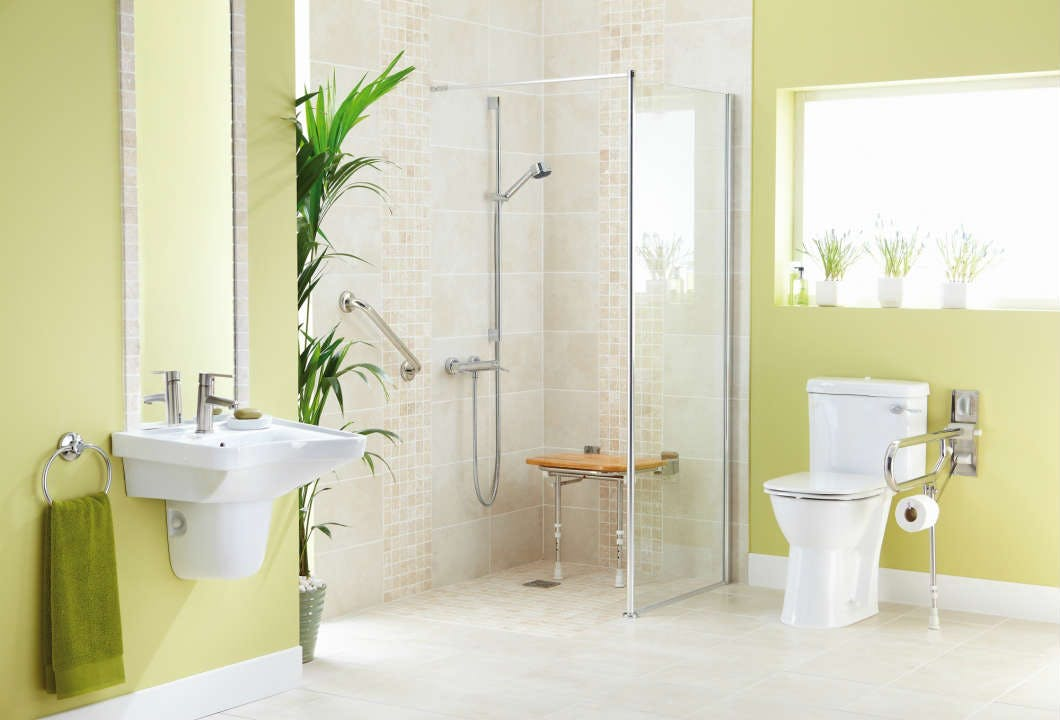 Easy Access Shower Rooms - designed, supplied & installed