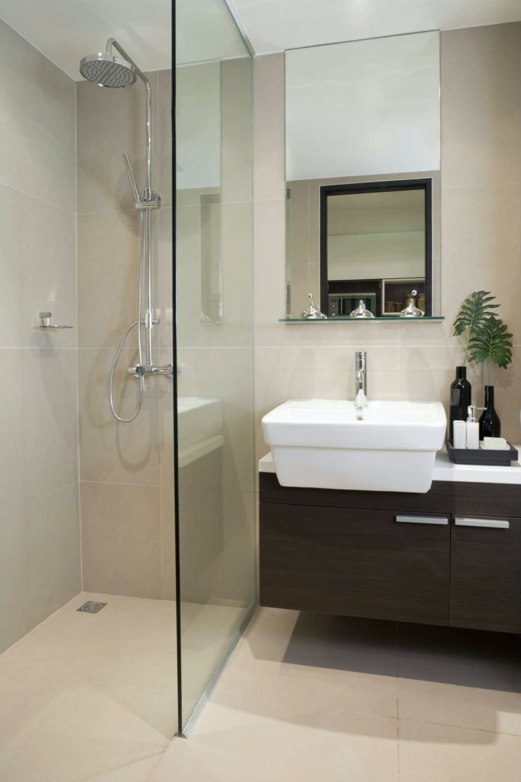 We design and install en-suite bathrooms and en-suite shower rooms - whatever your fixture preferences More Bathrooms can help.