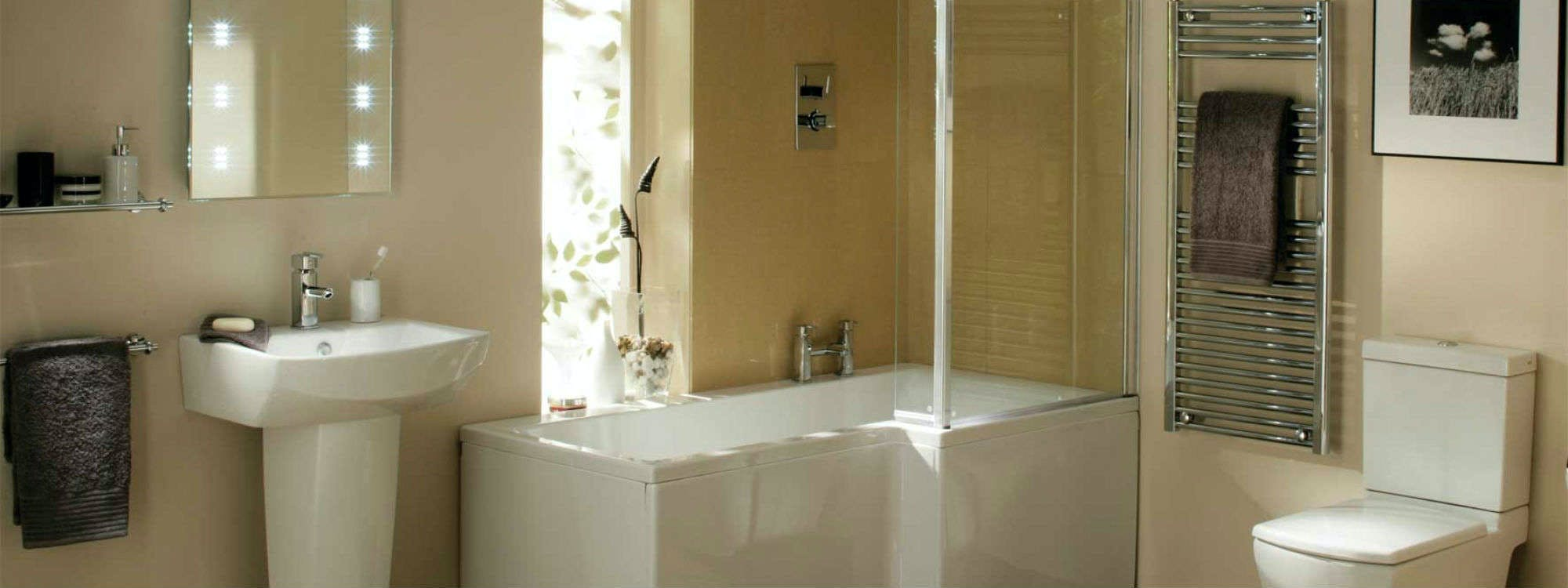 At More Bathrooms we create multi-tasking, family fitted bathrooms that still offer a peaceful retreat to escape to at the end of a long day,