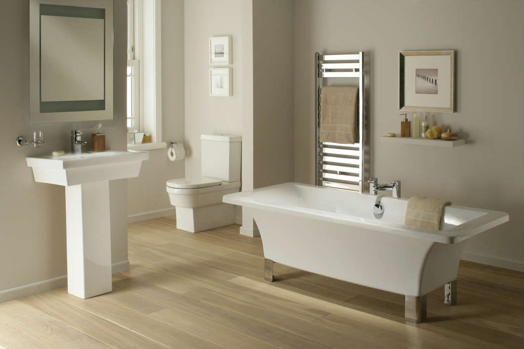 We believe that your bathroom is the one space in your home that is truly worth investing in; and there's no better way to protect your investment than with a luxury bathroom.