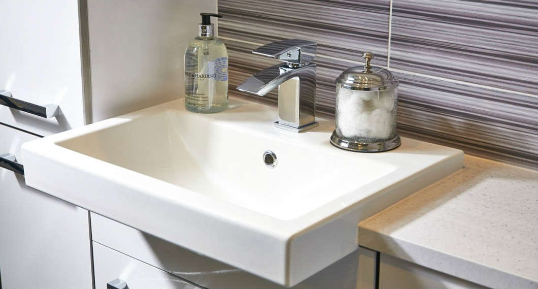 Luxury bathrooms - designed, supplied & installed