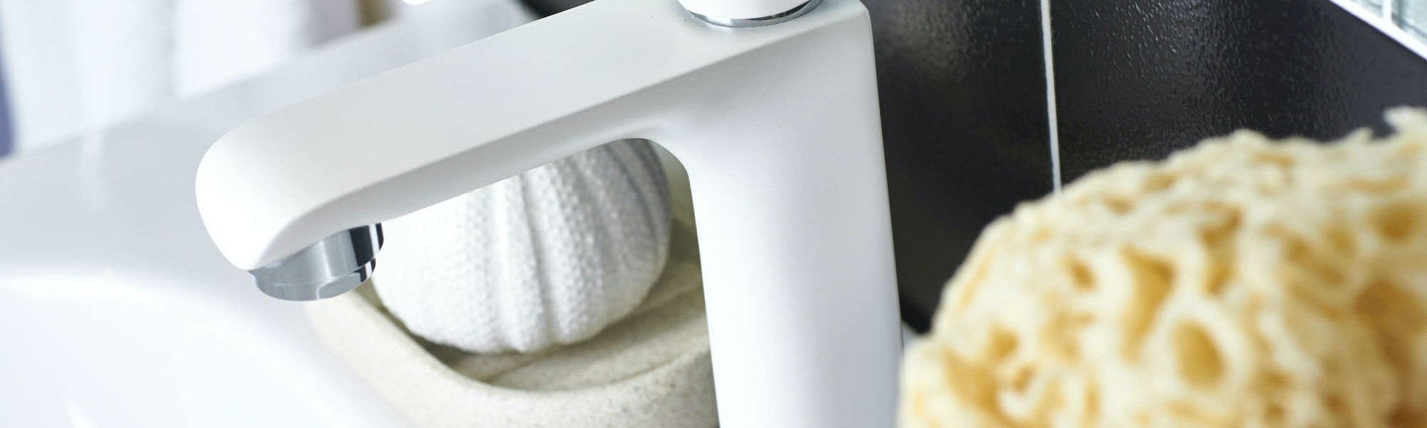We can make the smallest of Cloakroom Bathrooms stylish using design tricks & fitting clever space saving solution