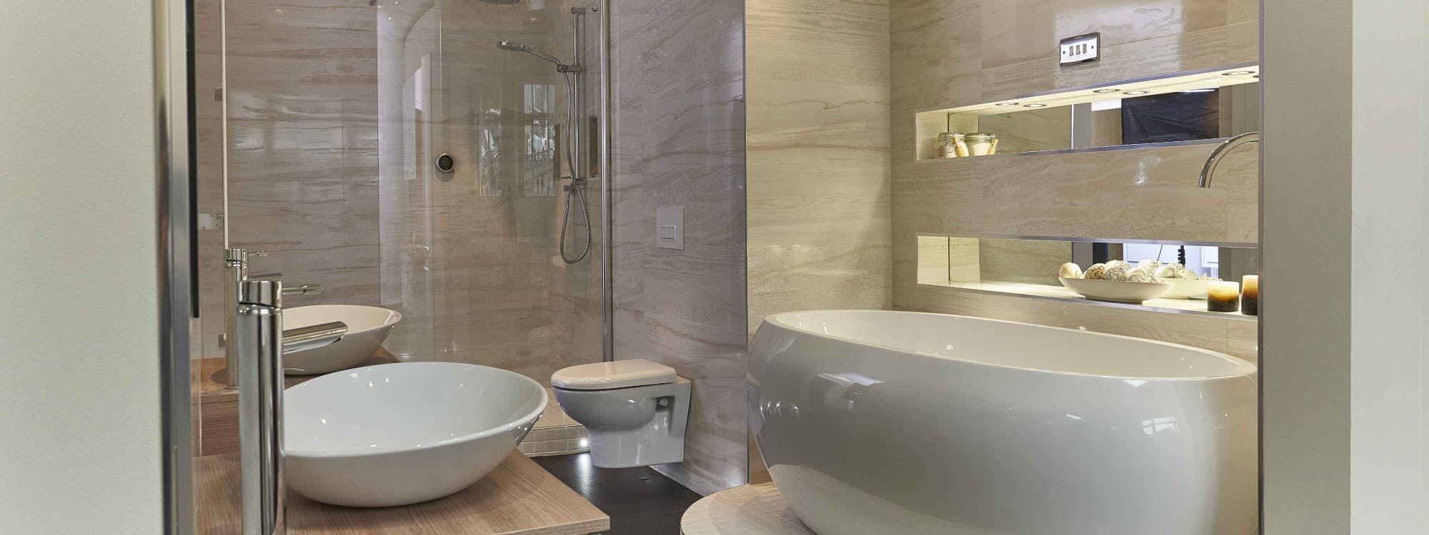 Make your dream bathroom a reality with a visit to our Leeds Bathroom Showroom.