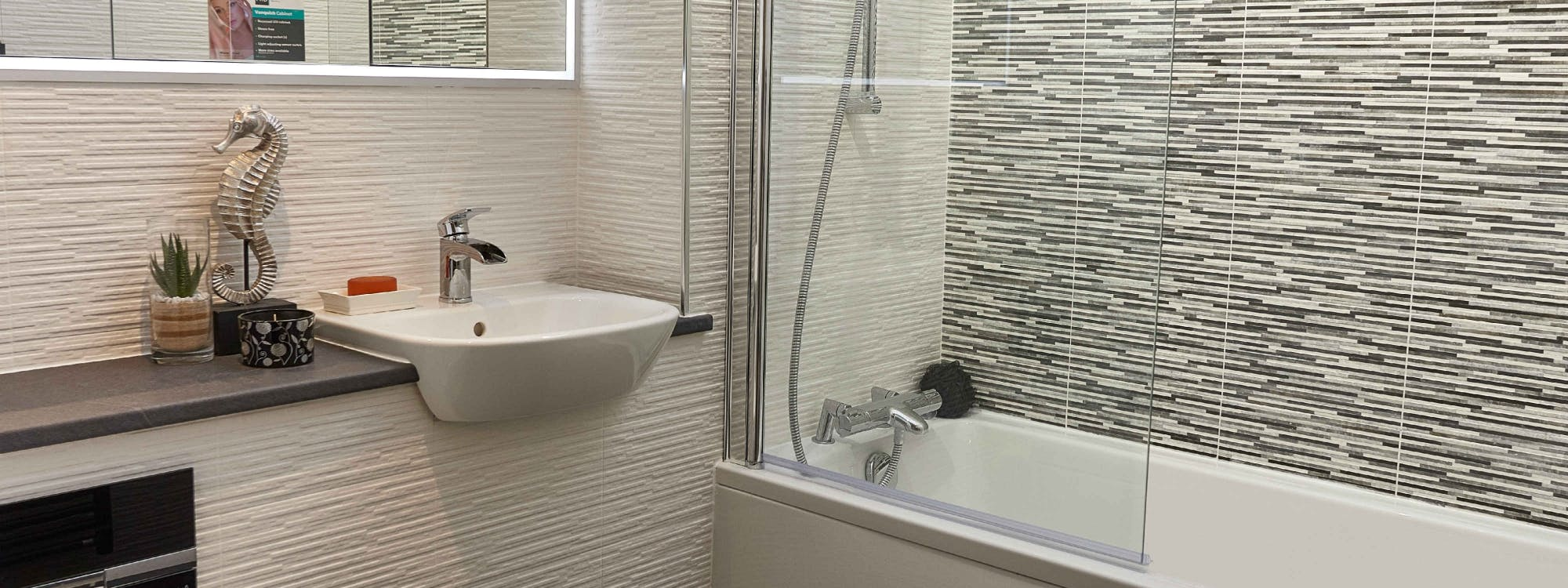 Visit out Leeds Bathroom Showroom - we can help you make your dream bathroom a reality.