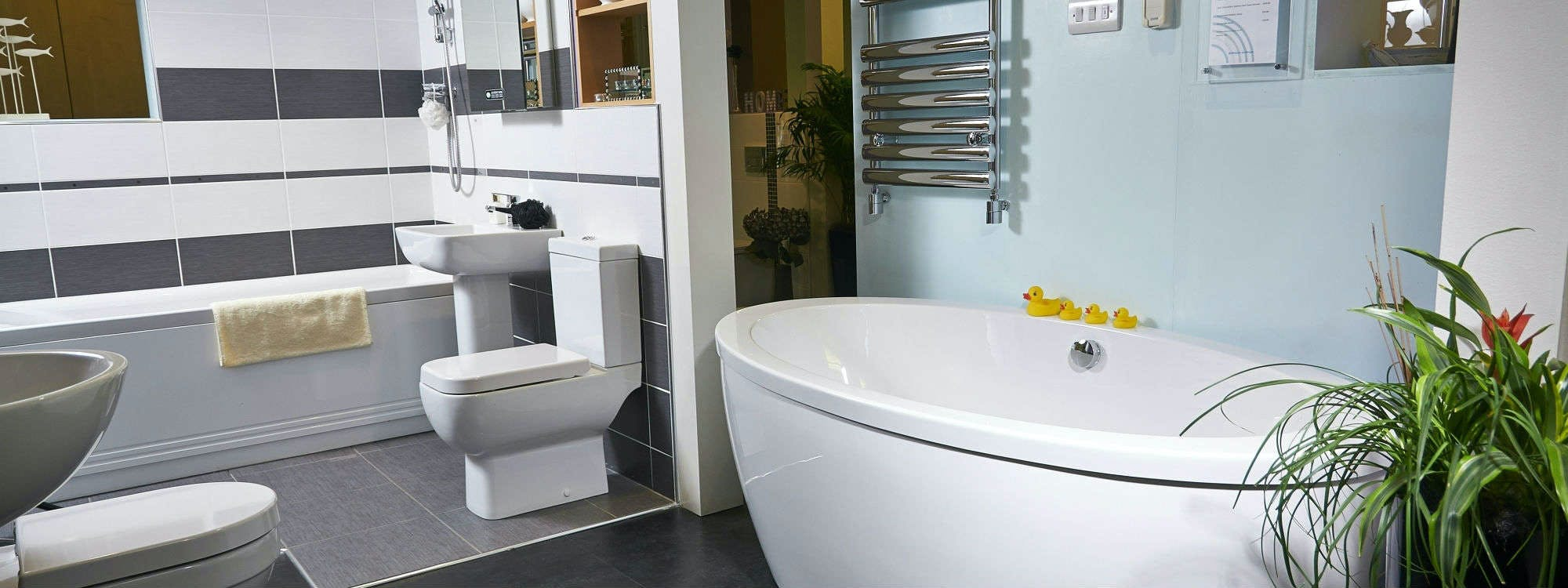 More Bathrooms - Bathroom Showroom Leeds