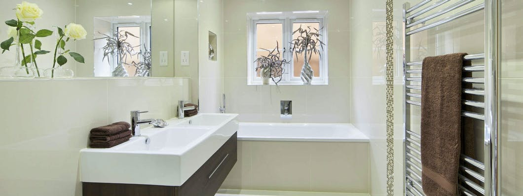 However compact we believe that your small bathroom is the one space in your home that is a worthwhile investment. It's the one place you can relax and unwind after a busy day and enjoy a bit of much needed, and much deserved, 'me time'.