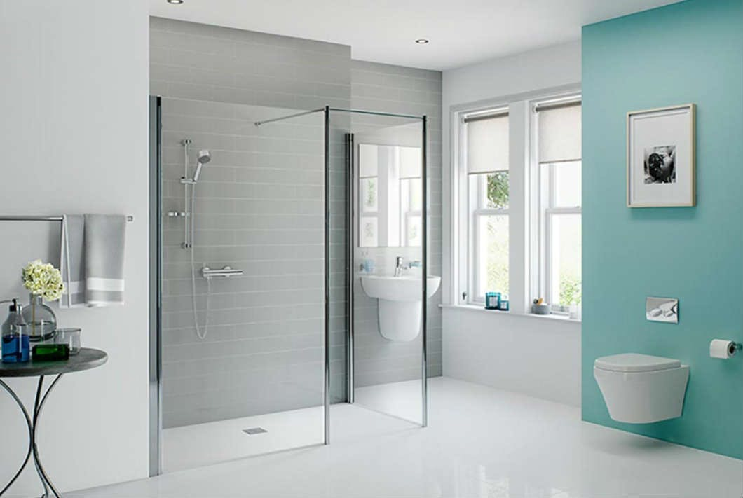 We have over 50 years worth of specialist experience and install in excess of 400 wet rooms each year, so you can rest assured that you'll be getting the very best advice and service from our highly skilled team of surveyors and designers.