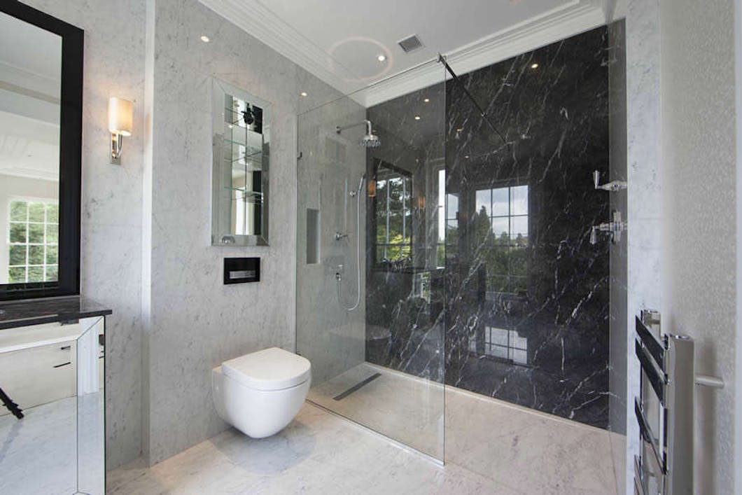 Wet rooms are typically bespoke and 'purpose built' making them an ideal shower room solution where space is limited or where you wish to combine both a separate bath & shower unit within the same room.