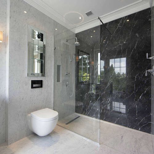 Our bespoke; purpose built, wet rooms are designed and installed to meet your unique and individual requirements.