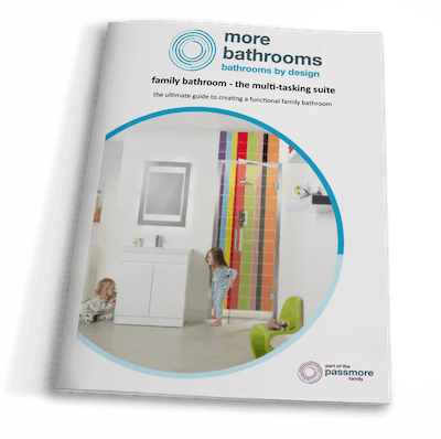 family bathrooms - the multi-tasking suite. download our free guide