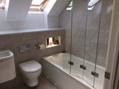 Modern / Contemporary & Luxury Bathroom - designed, supplied & installed