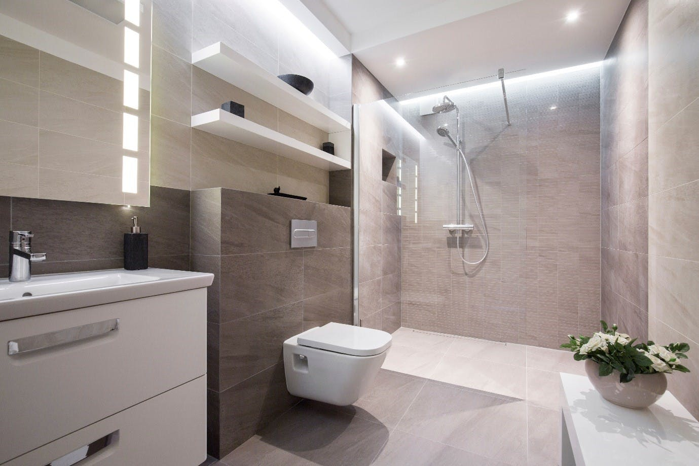 Shower Room Ideas | Small Shower Room | More Bathrooms