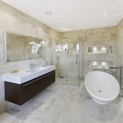 How to Create a Luxury Bathroom | More Bathrooms