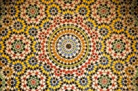 ​Moroccan inspired bathroom tiles