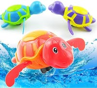 Bathing a Toddler - 8 top tips for transforming tantrum toddlers into splish splash smilers at bath time.