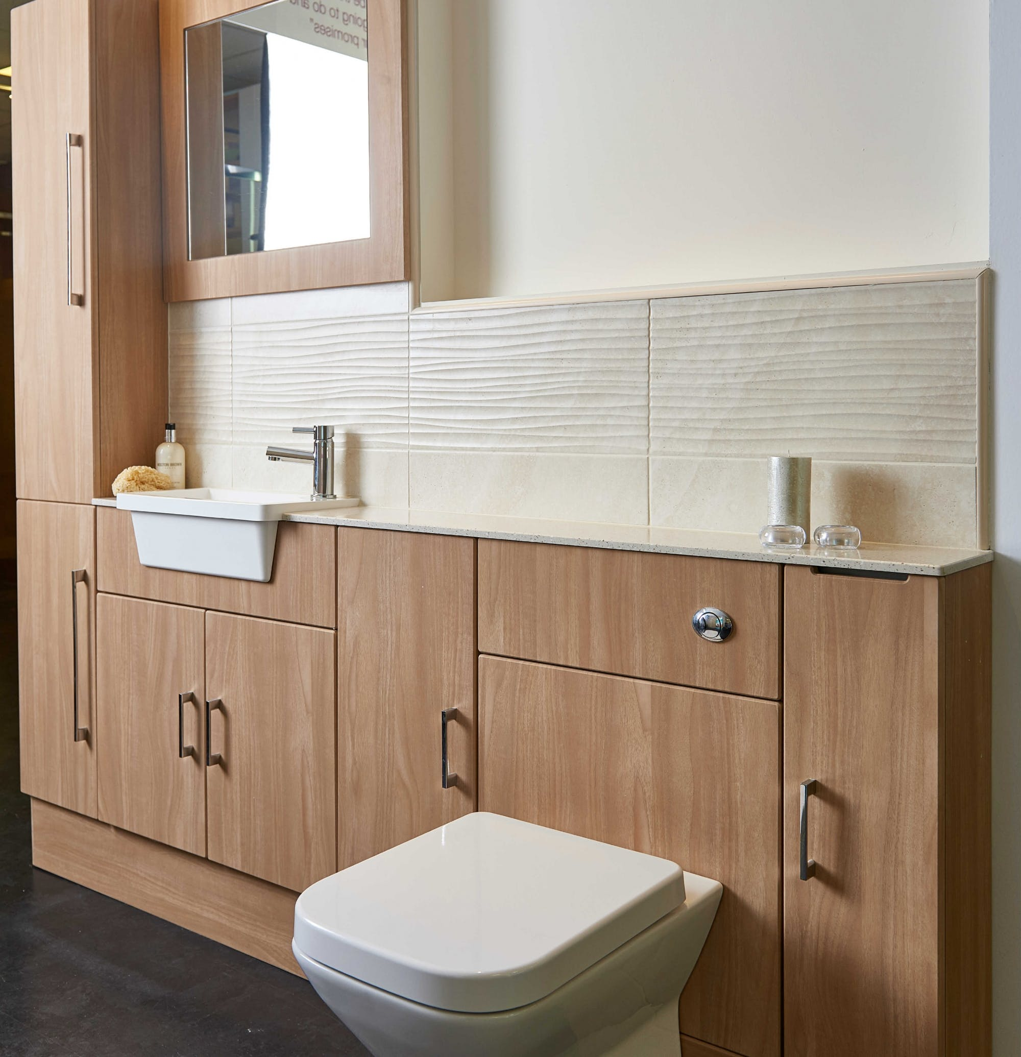 Bathroom Storage & Fitted Furniture