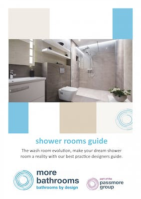 shower rooms - the wash room evolution - download our free guide
