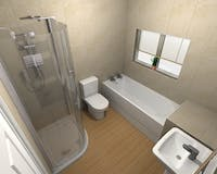 Family Bathrooms - designed, supplied & installed