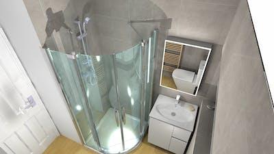 Shower Room Enclosure Conversion | Designed & Installed | More Bathrooms Leeds & Harrogate