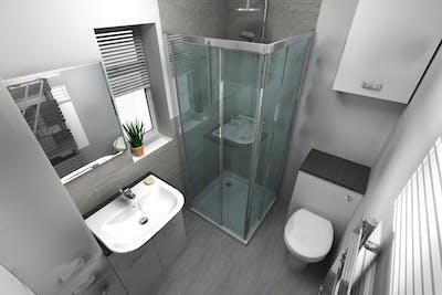 En-suite Shower Room Renovation | More Bathrooms
