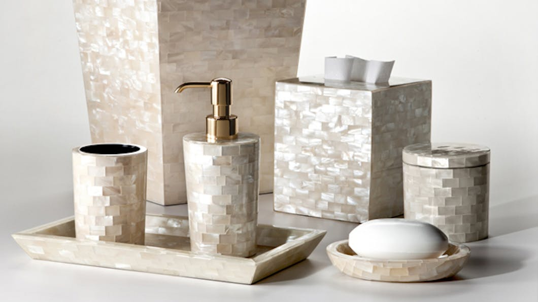 Consistency is key when it comes to choosing your bathroom accessories and brassware options.