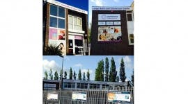 Exterior Designs & Passmore HQ!