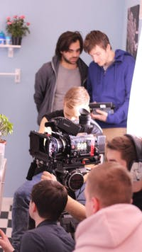 Passmore Group helps budding Leeds Northern Film School Students.