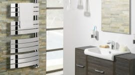 Is your bathroom packing heat?
