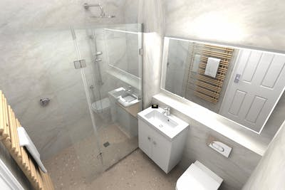 Easy Access Shower Case Study | Ilkley | West Yorkshire