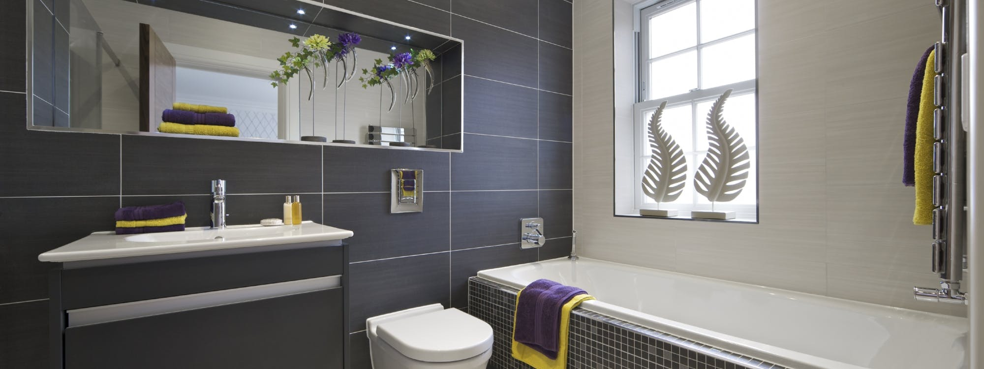 small bathrooms - designed, supplied & installed