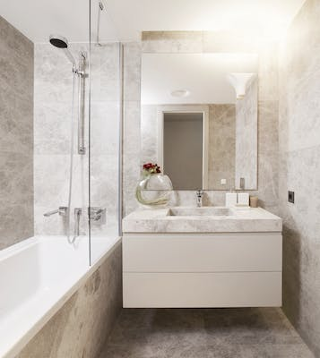 How To Remodel A Small Bathroom | Small Bathroom Design Tips